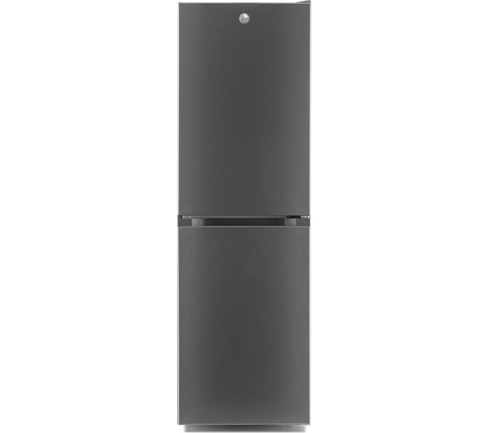 HOOVER H-Fridge 300 HCLM 572 XKN 50/50 Fridge Freezer - Inox