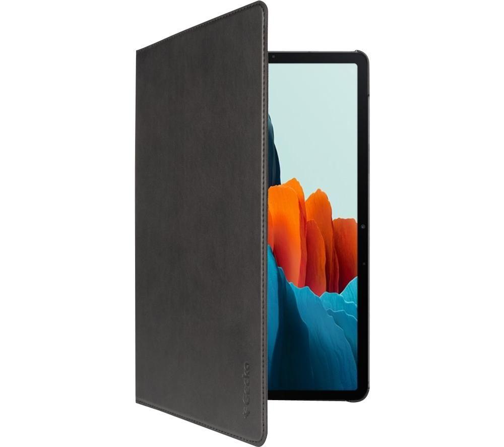 "GECKO COVERS Easy-click 2.0 11"" Samsung Galaxy Tab S7 Smart Cover - Black, Black"