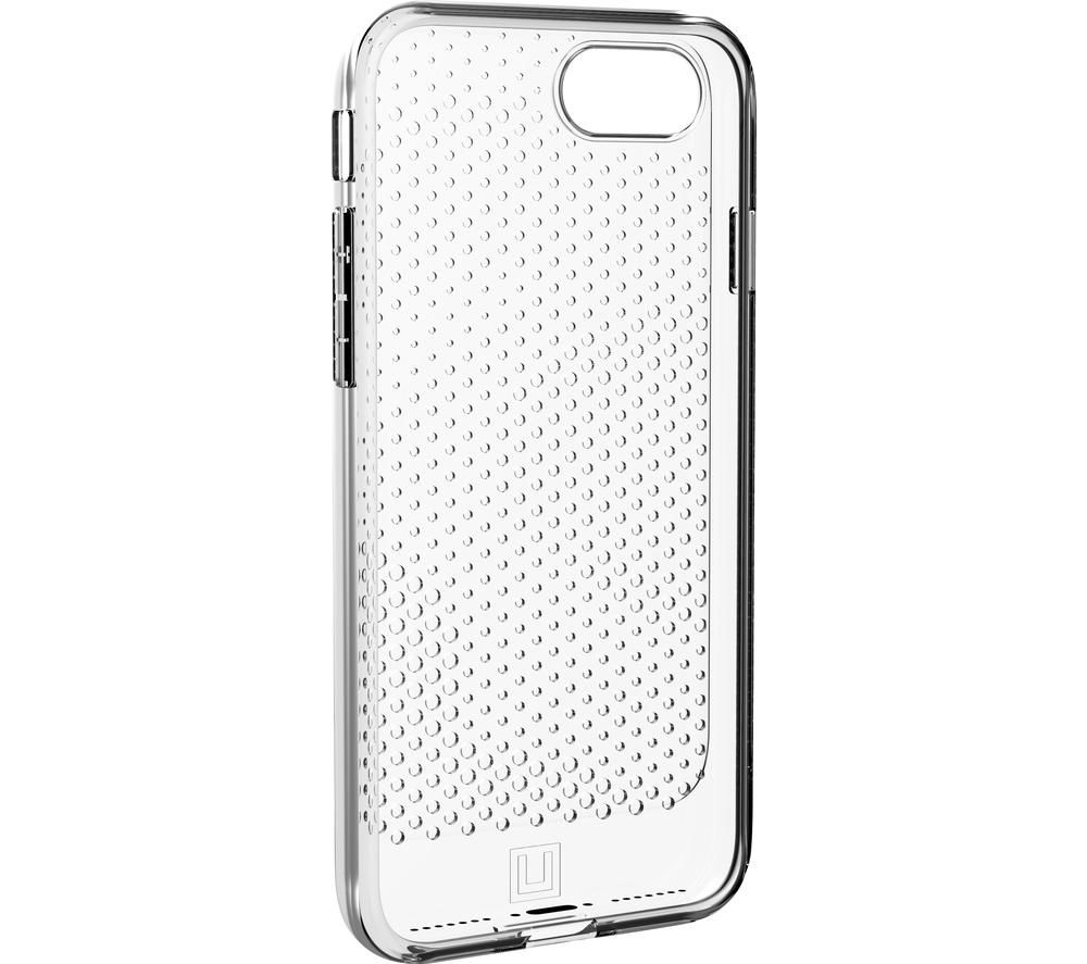 UAG Lucent iPhone SE Case - Ice