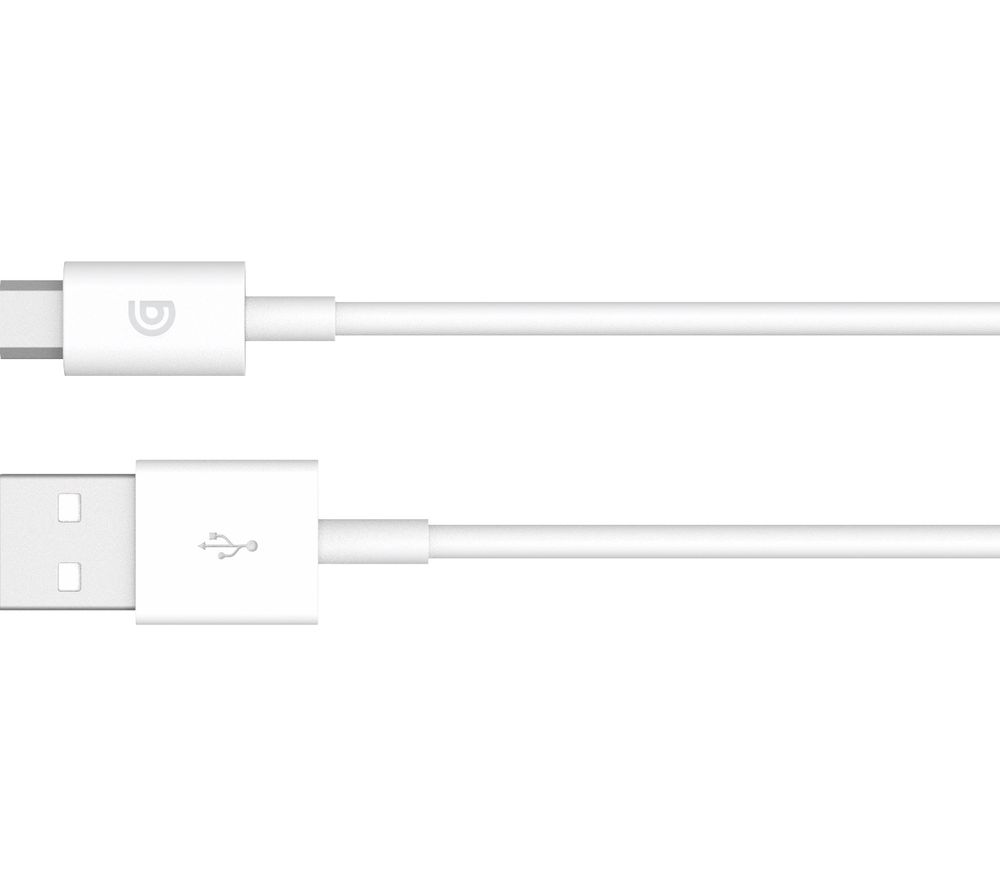 GRIFFIN GP-004-WHT USB to Micro USB Cable - 1 m, White, White