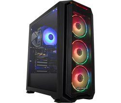 Tornado R5S Gaming PC - AMD Ryzen 5, RTX 3060, 2 TB HDD & 512 GB SSD