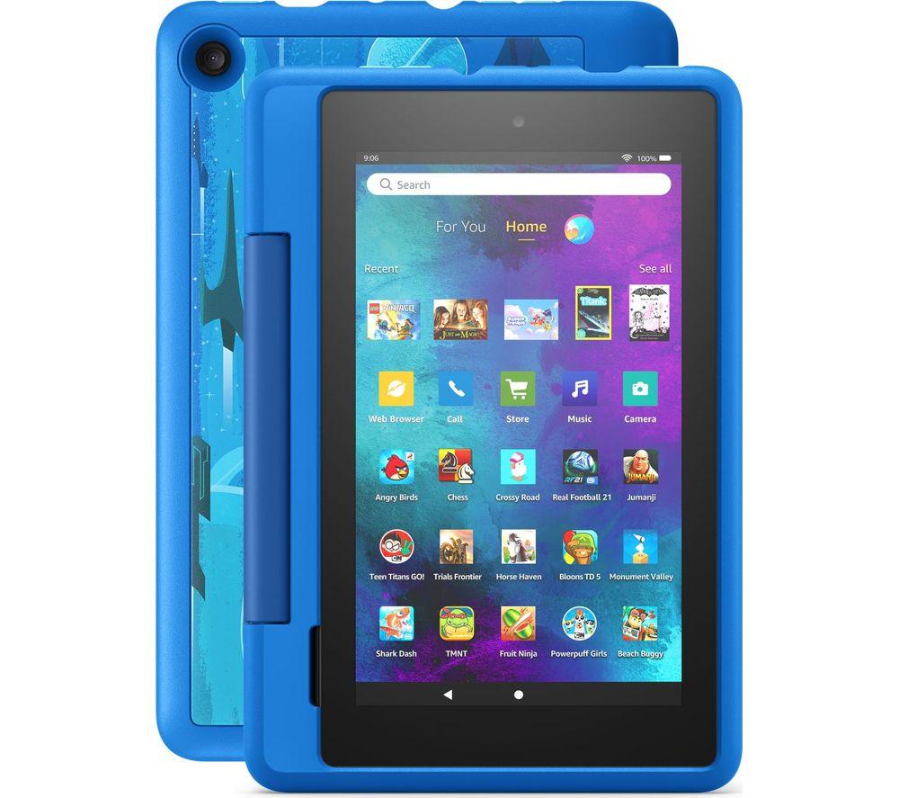AMAZON Fire 7 Kids Pro Tablet (2021) - 16 GB, Intergalactic
