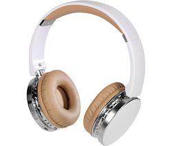 Neos Air Wireless Bluetooth Headphones - White