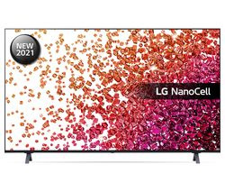 "43NANO756PR 43"" Smart 4K Ultra HD HDR LED TV with Google Assistant & Amazon Alexa"