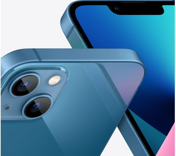 Apple iPhone 13 mini - 128 GB, Blue 3