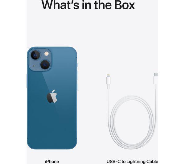 Apple iPhone 13 mini - 128 GB, Blue 8
