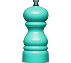 MASTER CLASS Small Pepper Mill - Turquoise