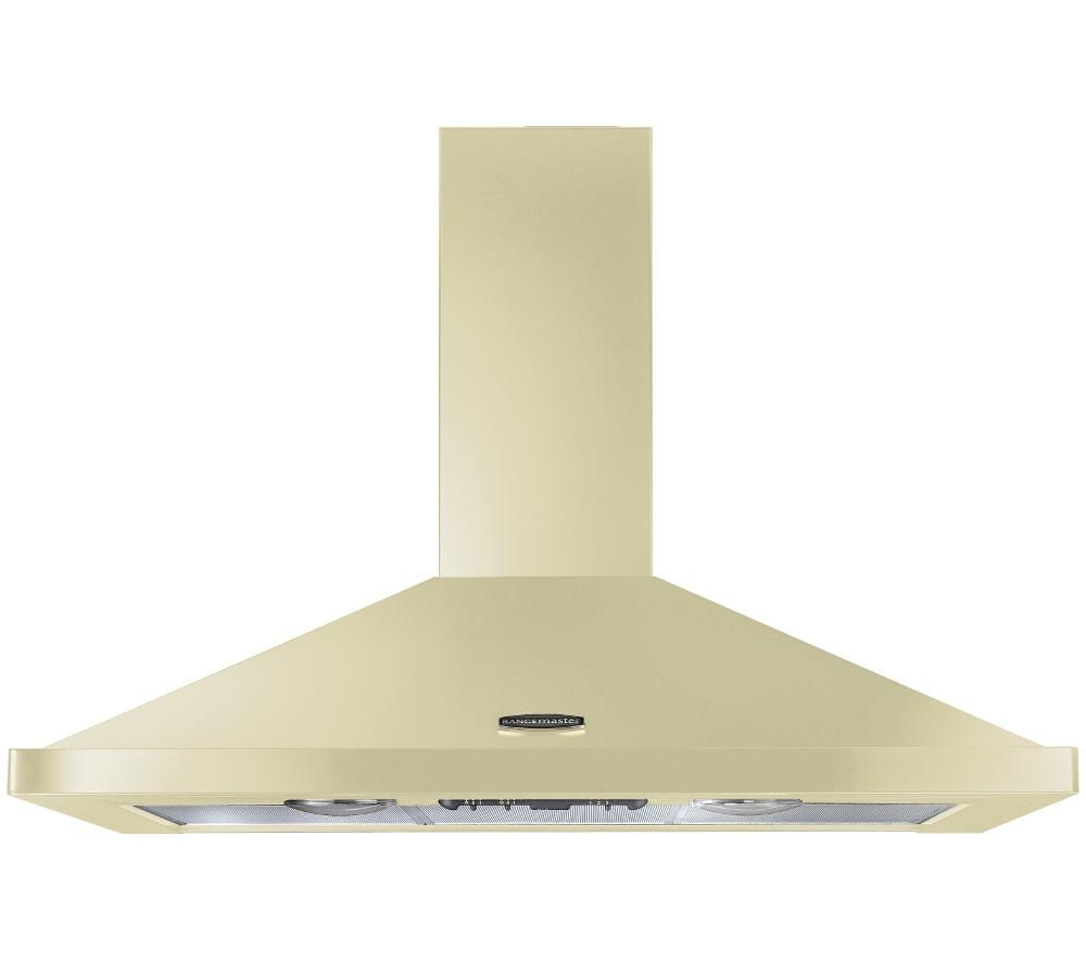RANGEMASTER LEIHDC110CR Chimney Cooker Hood - Cream