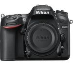 NIKON D7200 DSLR Camera - Black, Body Only
