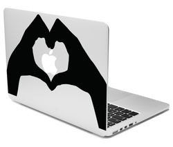 "CASEIT 13"" MacBook Decal - Heart Hands"