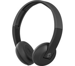 SKULLCANDY Uproar S5URHW-509 Wireless Bluetooth Headphones - Black & Grey