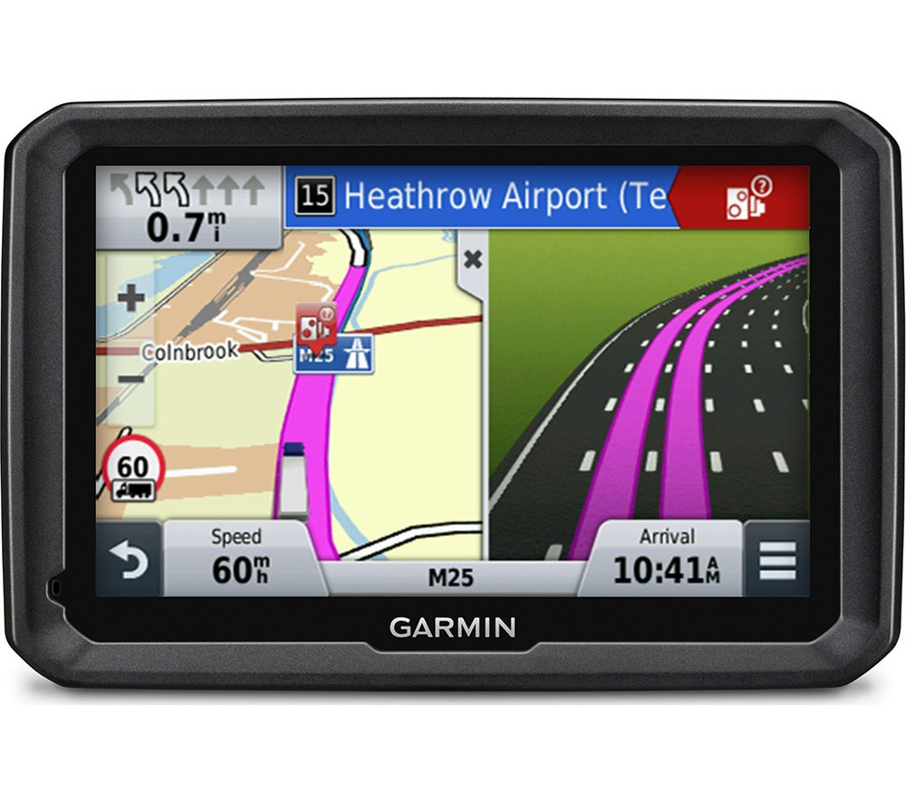 Compare cheap offers & prices of Garmin Dezl 770LMT-D Truck 7 Inch Sat Nav with UK ROI and Full Europe Maps manufactured by Garmin