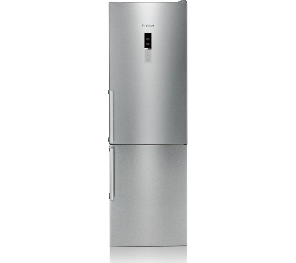 BOSCH Serie 6 KGN36HI32 Smart 60/40 Fridge Freezer - Silver