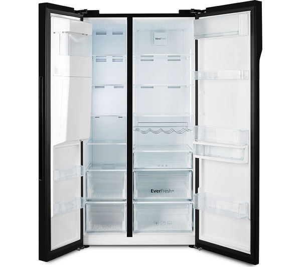 buy beko pro asgn542b american style fridge freezer. Black Bedroom Furniture Sets. Home Design Ideas