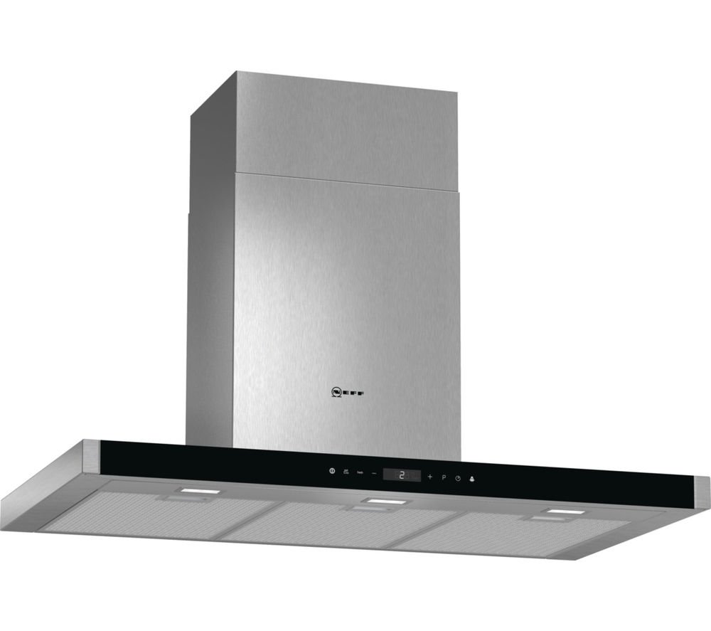 NEFF D79MT62N1B Chimney Cooker Hood - Stainless Steel
