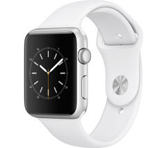 APPLE Watch Series 1 - White, 42 mm