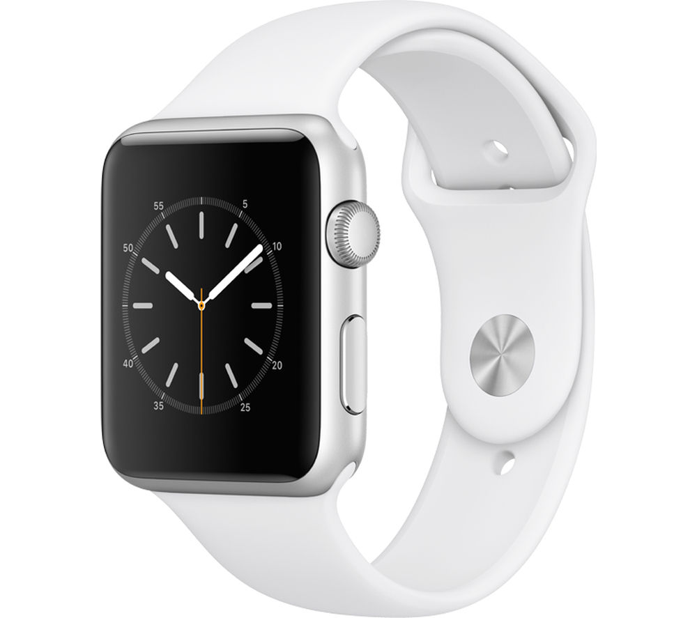 APPLE Watch Series 1 42 mm White cheapest retail price