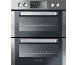 H-OVEN 300 HO7D3120IN Electric Built-under Double Oven - Stainless Steel