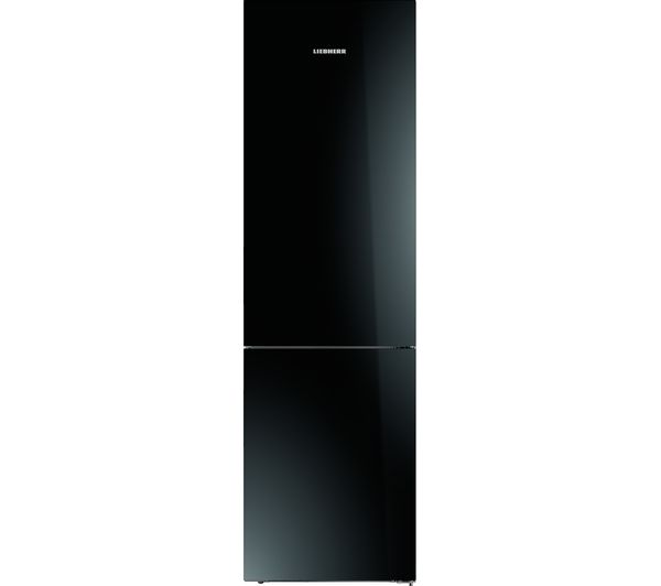 Image of LIEBHERR CBNPgb4855 60/40 Fridge Freezer - Black