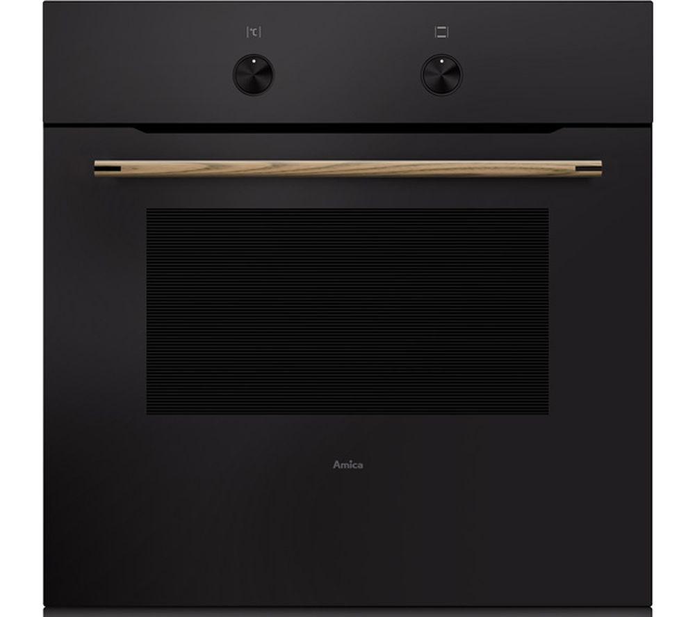 Amica ZEN BLACK Electric Oven - Black