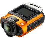 RICOH WG-M2 4K Ultra HD Action Camcorder - Orange