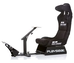 Gran Turismo Gaming Chair - Black