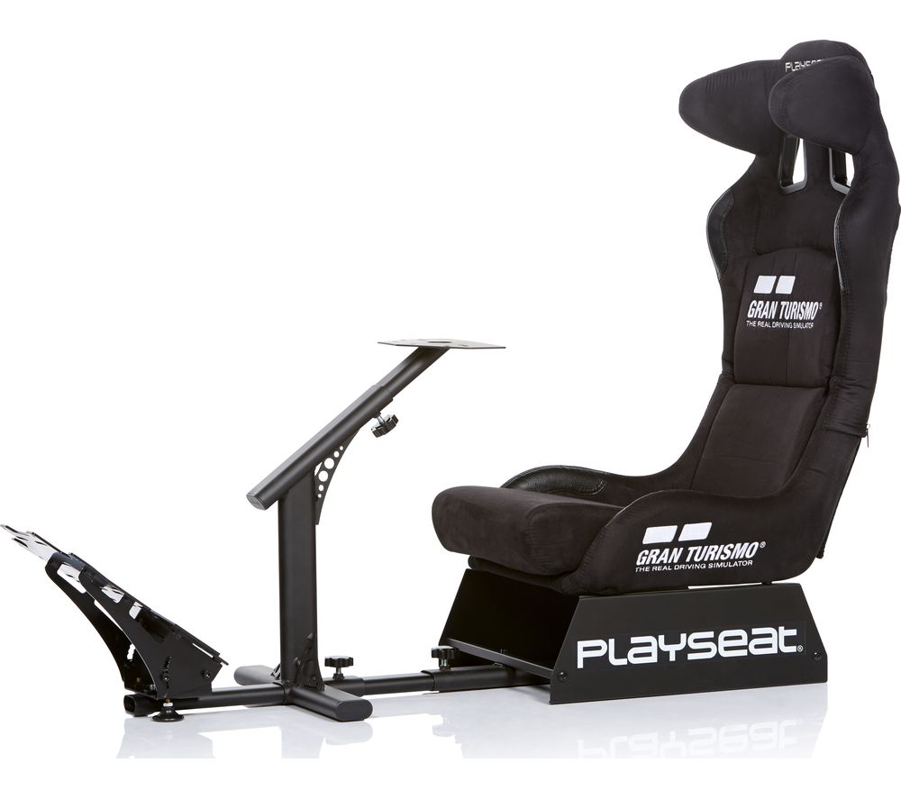 PLAYSEAT Gran Turismo Gaming Chair - Black