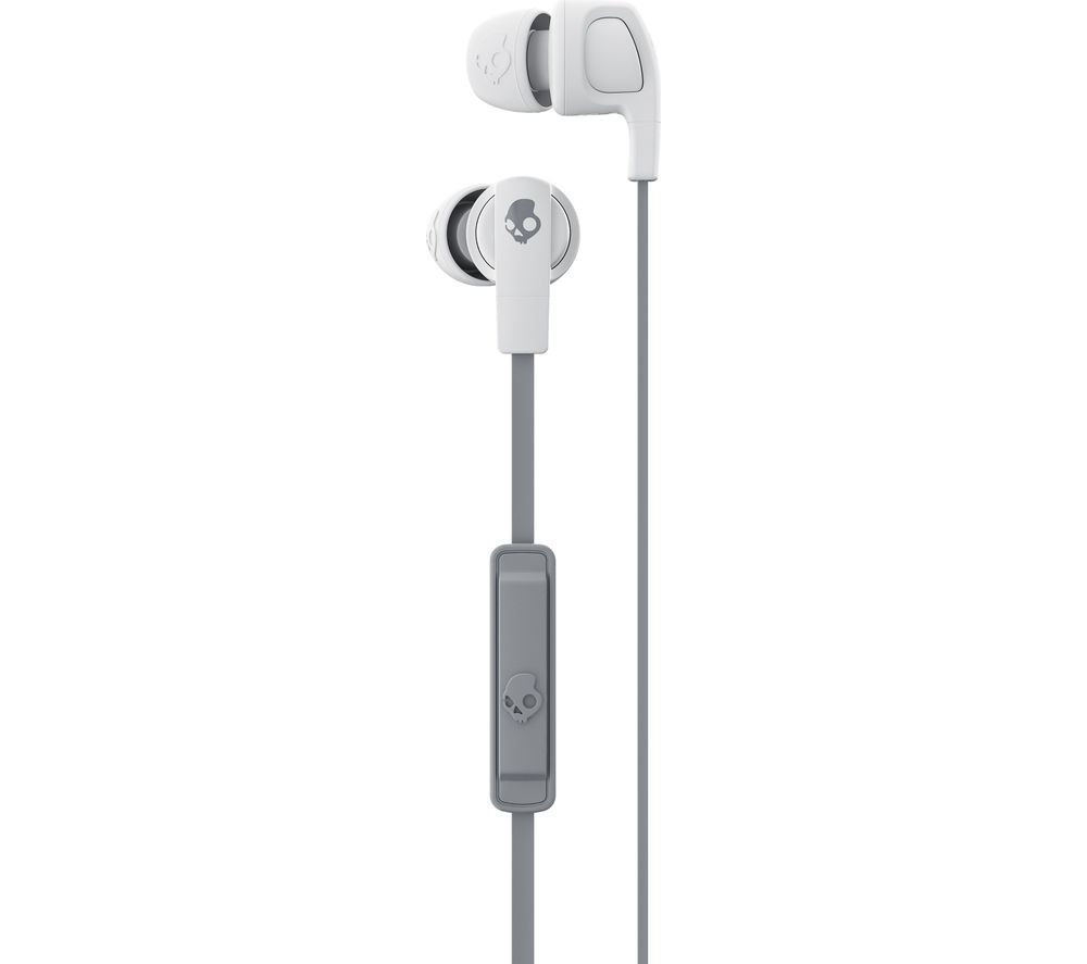 SKULLCANDY Smokin' Bud 2 Headphones - Steel Grey