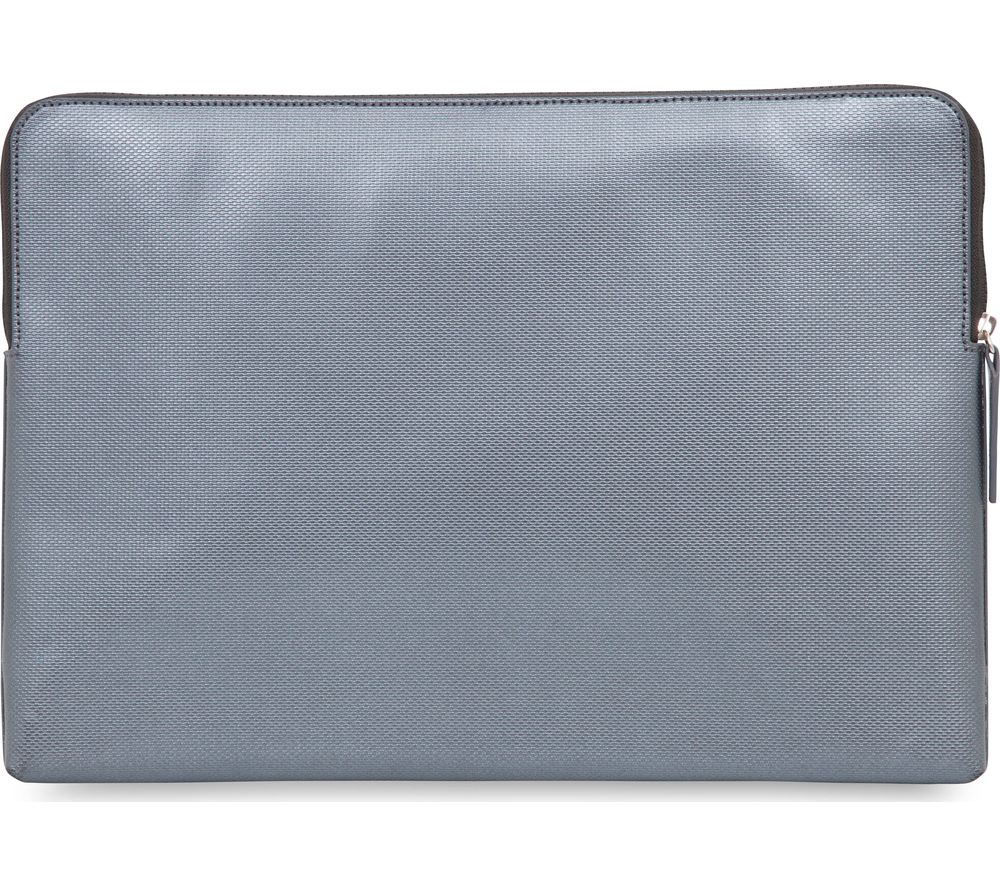 "KNOMO Embossed 15"" MacBook Pro Sleeve - Silver"