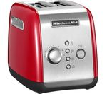 KITCHENAID 5KMT2116BER 2-Slice Toaster - Red