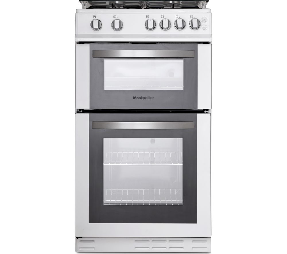 Compare retail prices of Montpellier MDG500LW 50cm Gas Cooker to get the best deal online