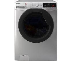 HOOVER DXOA49AK3R NFC 9 kg 1400 Spin Washing Machine - Graphite