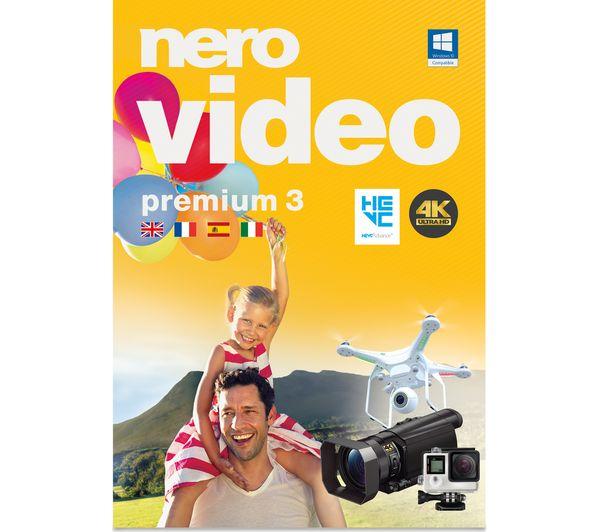 Image of NERO Video Premium 3