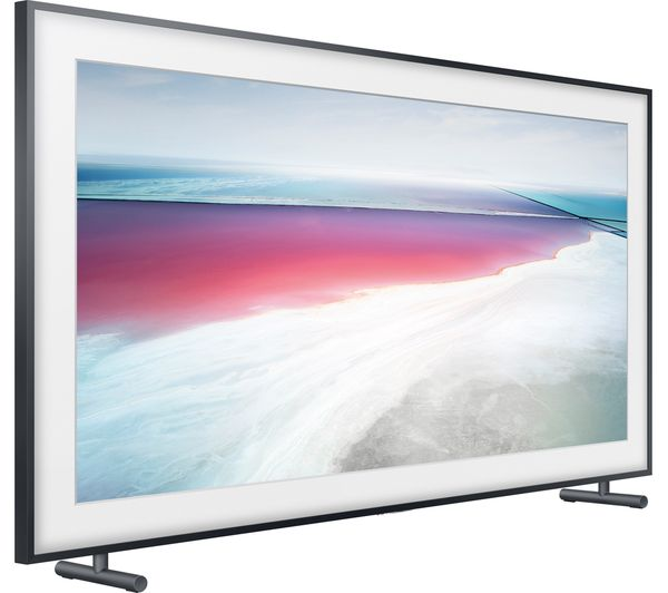 buy samsung the frame ue55ls003 art mode 55 smart 4k ultra hd hdr led tv free delivery currys. Black Bedroom Furniture Sets. Home Design Ideas