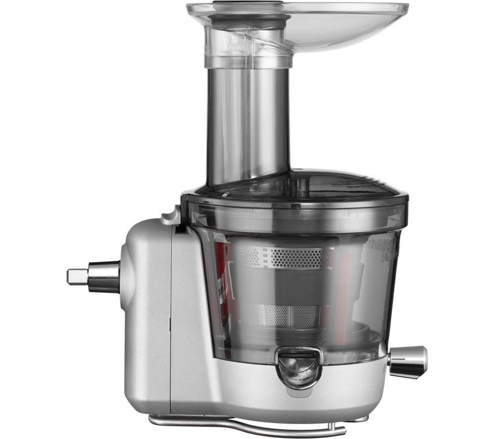 Buy KITCHENAID 5KSM1JA Maximum Extraction Slow Juicer Attachment ...