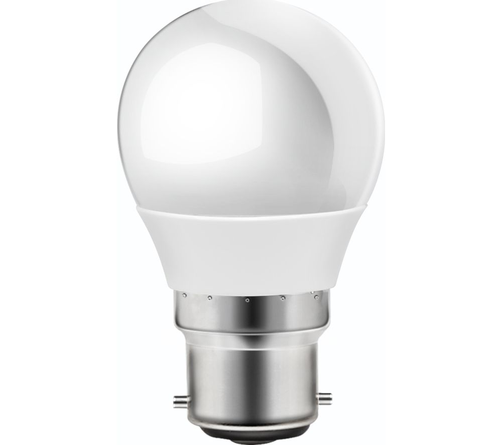 LOGIK LMG32B17 LED Light Bulb - White
