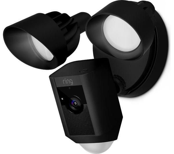 Image of RING Floodlight Cam - Black