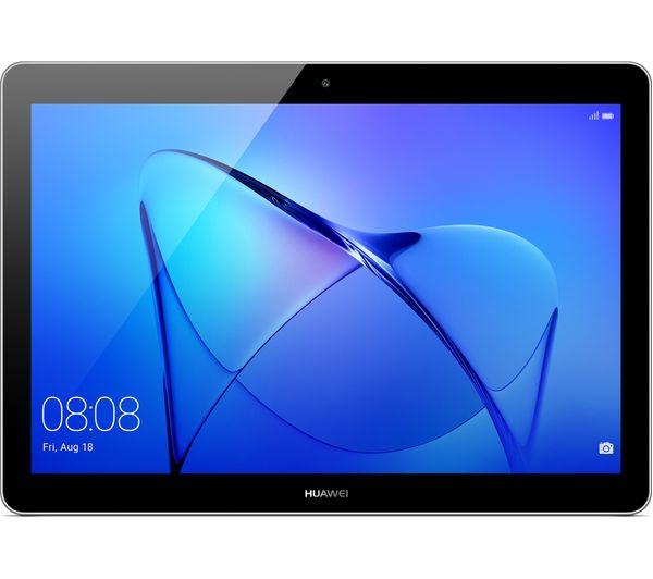 """Image of HUAWEI MediaPad T3 10 9.6"""" Tablet - 16 GB, Space Grey"""
