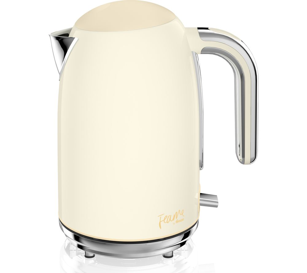SWAN Fearne by SWAN Silent Boil SK34030HON Jug Kettle - Pale Honey
