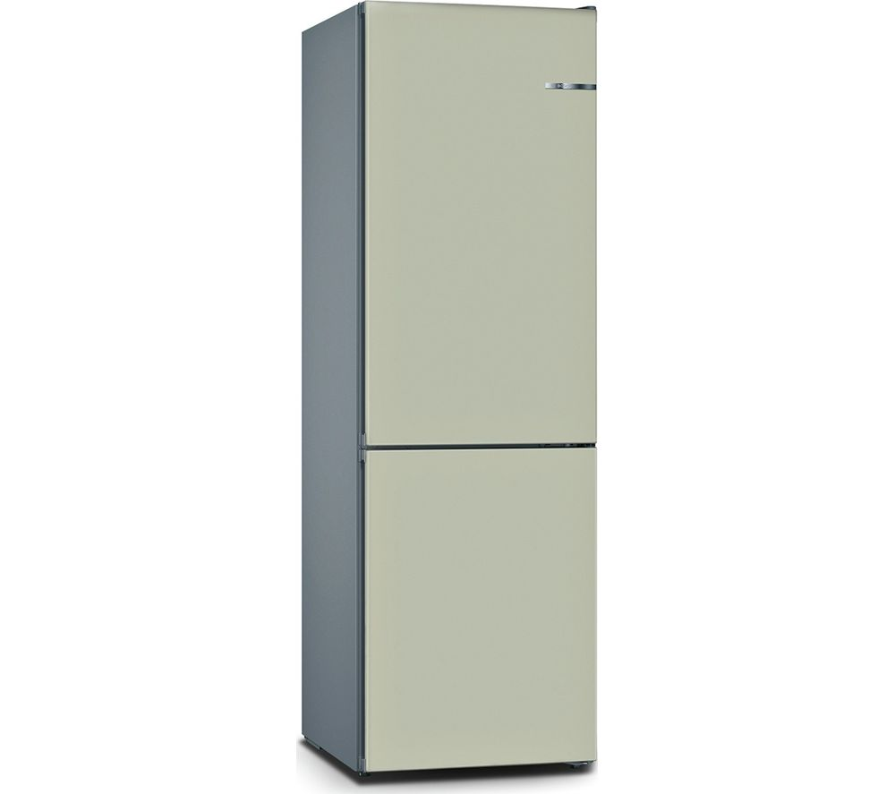 bosch serie 4 vario style kgn36ij3ag 60 40 fridge freezer champagne bluewater. Black Bedroom Furniture Sets. Home Design Ideas
