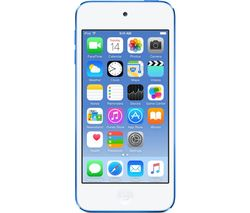 APPLE iPod touch - 128 GB, 6th Generation, Blue