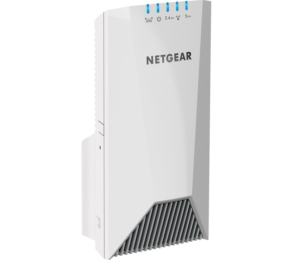 Compare prices for Netear Nighthawk X4S EX7500-100UKS WiFi Range Extender - AC 2200 - Tri-band
