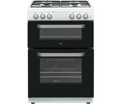 LDOG60W18 60 cm Gas Cooker - White