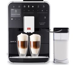 MELITTA Barista T Smart Bean to Cup Coffee Machine - Black Best Price, Cheapest Prices
