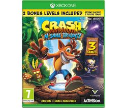 XBOX ONE Crash Bandicoot N-Sane Trilogy