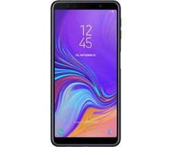 SAMSUNG Galaxy A7 (2018) - 64 GB, Black