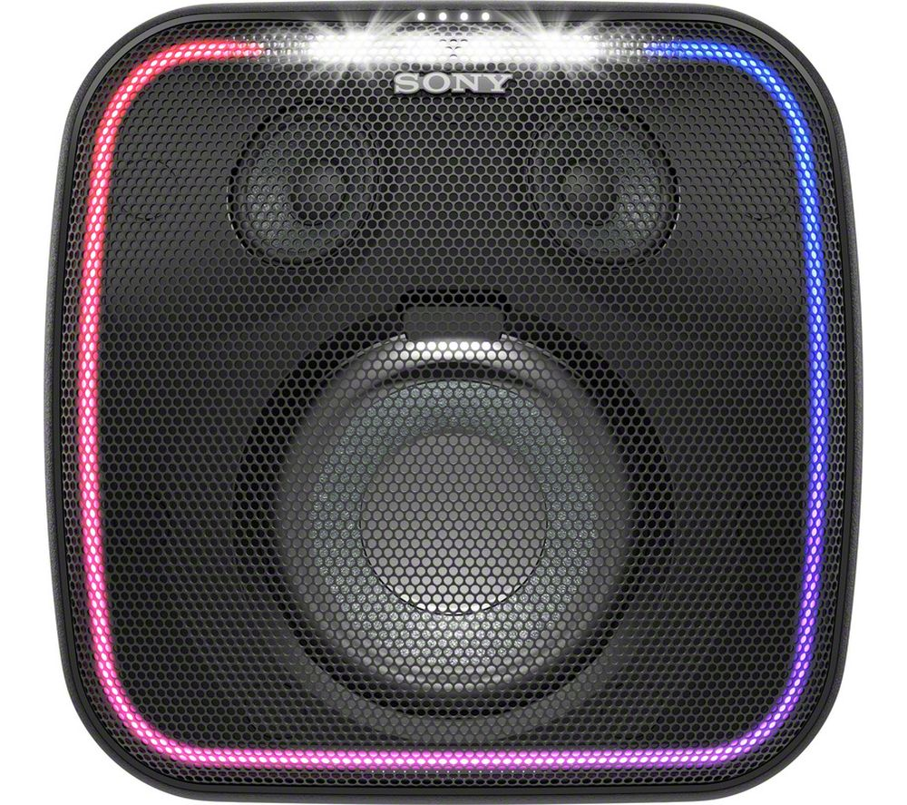 SONY SRS-XB501GB Portable Wireless Voice Controlled Speaker specs