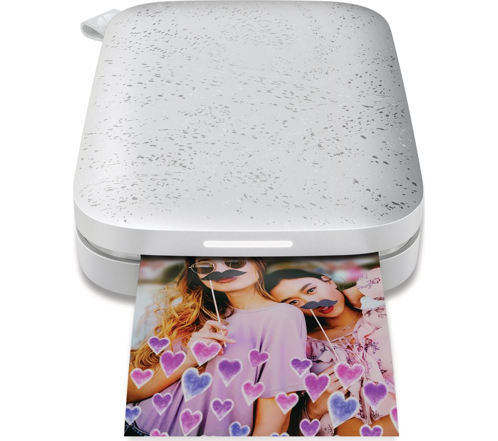 HP Sprocket 200 Mobile Photo Printer - Pearl