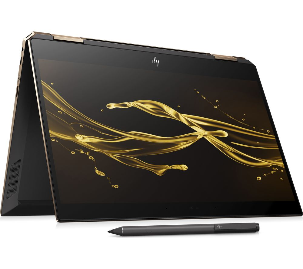 "HP Spectre x360 13.3"" Intel® Core™ i7 2 in 1 - 512 GB SSD, Dark Silver"