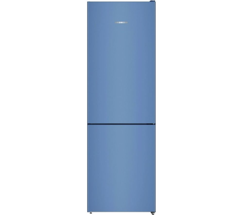 Image of CNfb4313 60/40 Fridge Freezer - Blue, Blue